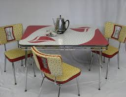 Small Picture Mid Century Modern vintage retro kitchen set table and chairs