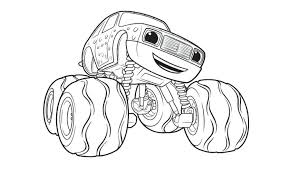 Blaze Cartoon Coloring Pages Blaze Cartoon Coloring Pages Lovely