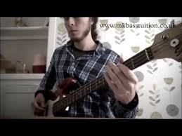 biffy clyro flammable bass cover