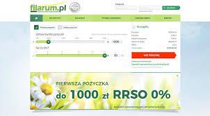 Filarum – pożyczka online, opinie, warunki, kontakty   MarketPozyczka