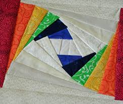 85 best quilt-twisted log cabin images on Pinterest | Beautiful ... & Here are the last couple of twisted log cabin squares for a quilt that will  be donated. I made 4 squares for this quilt. I am amazed at th. Adamdwight.com