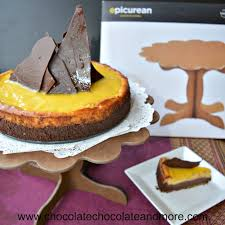 Cheesecake Display Stands Chocolate Mango Cheesecake Chocolate Chocolate And More 58