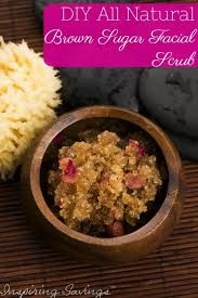 this diy all natural brown sugar scrub is exfoliating and will leave your skin feeling