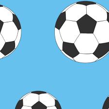 Football Pattern Stunning Belgravia Moda Childrens Football Pattern Goal Soccer Sports