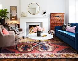 rugs have magic powers aside from breathing necessary warmth and homeliness into any room even in modern and minimalist homes softening even the most