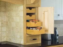 Kitchen Storage For Small Spaces Space Saving Kitchen Storage