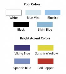 pool paint colorsOlympic Epoxy Zeron Pool Paint  Bikini Blue