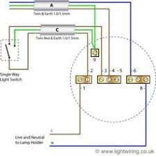 house wiring diagram of a typical circuit buscar con google Radial Socket Wiring Diagram radial circuit light wiring diagram light wiring Light Socket Wiring Diagram