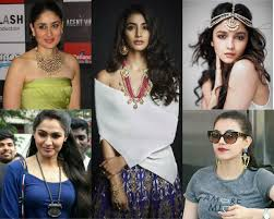 here are some ways in which you can wear your ethnic jewelry with western outfits for fusion look
