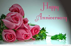 Happy Anniversary Roses Love Wallpaper Hd