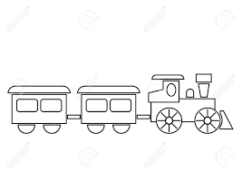 Coloring book software from dataware with a train load of alphabet pictures to color! Train Coloring Book Royalty Free Cliparts Vectors And Stock Illustration Image 38653077