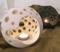3 Responses to ball fire candle holder