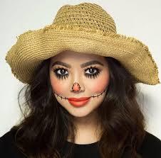 scarecrow scarecrow scarecrow makeup cute