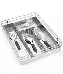 Kitchen Basket Buy Goldshine Silver Stainless Steel Kitchen Basket Online At Low