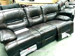 pulaski dunhill leather power reclining sectional furniture sofa recliner exotic
