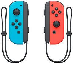 Набор <b>контроллеров Nintendo</b> Switch <b>Joy</b>-<b>Con</b>, <b>Neon</b> Red/<b>Neon</b> ...