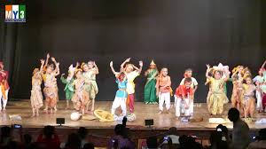 Awesome Kids Dance Performance   AMAZING KIDS STAGE DANCE SHOW   KIDS WORLD