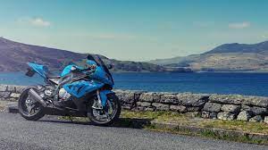 2018 BMW S1000RR Sports bike 4K Wallpaper