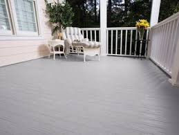 porch flooring and foundation