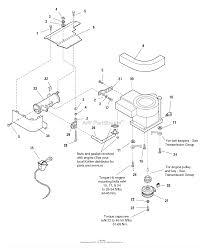 Simplicity 1694611 coro 16hp hydro rmo parts diagram for