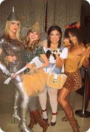 diy wizard of oz group costume idea costumes