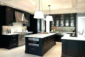 dark cabinets white countertops dark cabinets white large dream kitchen dark brown cabinets white countertop