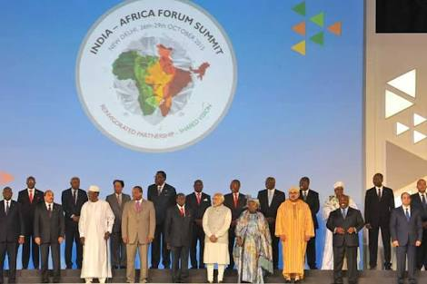 Outcomes of India-African Summit 2015