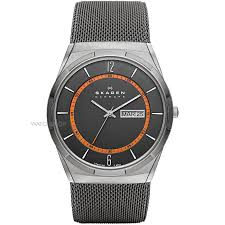 """men s skagen melbye titanium watch skw6007 watch shop comâ""""¢ mens skagen melbye titanium watch skw6007"""