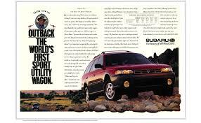 50 years of Subaru ads