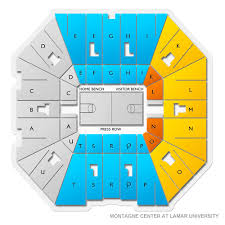 Mcnease Convention Center Seating Chart Mcneese State Cowboys At Lamar Cardinals Mens Basketball