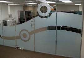 office glass frosting. Glass Frosting Office