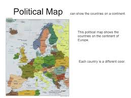 kinds of maps ppt download What Do Political Maps Show 11 political map can show what do political maps show us