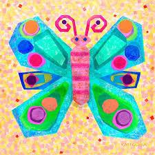 jewel butterfly teen tween canvas wall art oopsy daisy on tween canvas wall art with jewel butterfly teen tween canvas wall art oopsy daisy