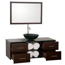 standard bathroom sink base cabi dimensions: wall mounted vanities with standard depth