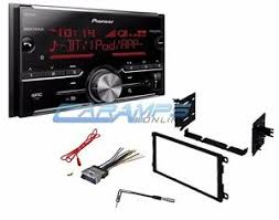 buick rendezvous radio parts accessories new pioneer car stereo radio bluetooth w install dash kit digital media player