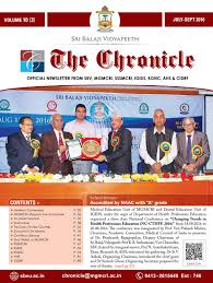 the chronicle apr jun by dept of medical informatics issuu