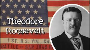 Image result for President Theodore Roosevelt leaves the United States for Panama