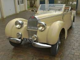 Von dem bugatti type 57s atalante wurden damals nur 17 stück produziert. Bugatti Type 38 Used Cars Price And Ads Reezocar