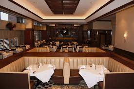 ruth s chris steakhouse in pittsburgh underwent renovations to make a brighter more open dining room