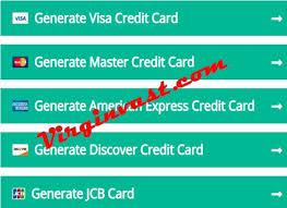 Get visa credit card number. Credit Card Generator Fake Credit Card Cc Generator