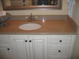 Quartz Bathroom Countertop Granite Quartz Bathroom Countertops In Prattville Al Kitchen