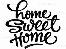 Small Picture Home Sweet Home Wall stickers quotes VDTE1013en