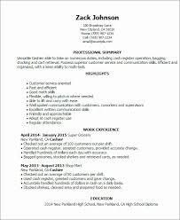 Retail Cashier Resume Sample Fresh 7 Retail Cashier Resume Resume