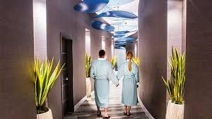 relax and re with a spa day pass