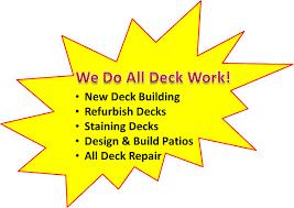 deck repair atlanta. Plain Deck All Deck Work Inside Repair Atlanta D