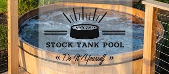 diy stock tank pool galvanized stock tank pool