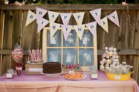 vintage carnival birthday theme | vintage circus carnival pink yellow birthday  party-02