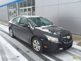 2014 Black Granite Metallic Chevrolet Cruze LS #110697581 ...
