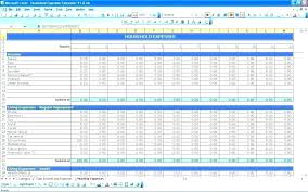 Small Business Budget Spreadsheet Spreadsheet Small Business Expense