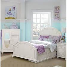girls white bedroom sets. kassidy panel configurable bedroom set girls white sets t
